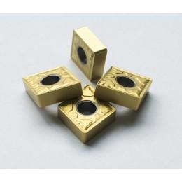 Пластина твердосплавная сменная CNMG-190616-PM (4235) Сандвик