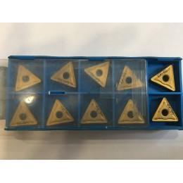 Пластина твердосплавная сменная TNMG–160408 E-R (6630) Pramet