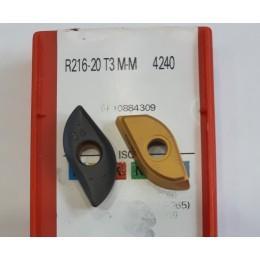 Пластина R216-20 03 m-m (4220) фрезерная
