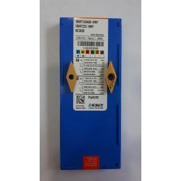 Пластина твердосплавная сменная vbmt-160408 HMP NC3030 Korloy