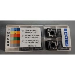 Пластина твердосплавная сменная CNMG-120408–M3(TP3500) Seco
